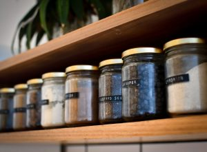 Jars to Keep Ants Out